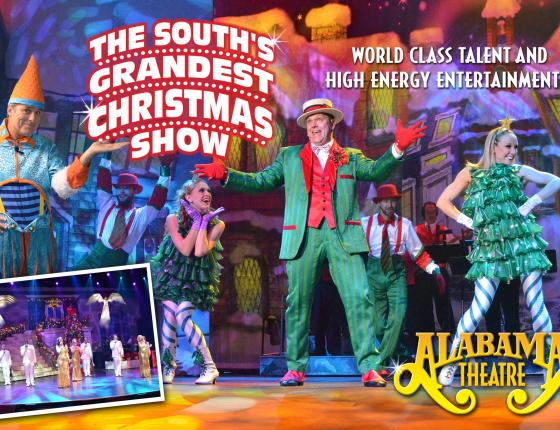 The South's Grandest Christmas Show
