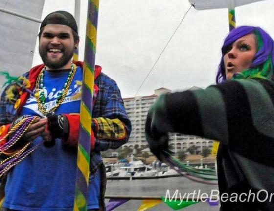 24th Annual Dick's Last Resort Mardi Gras Parade