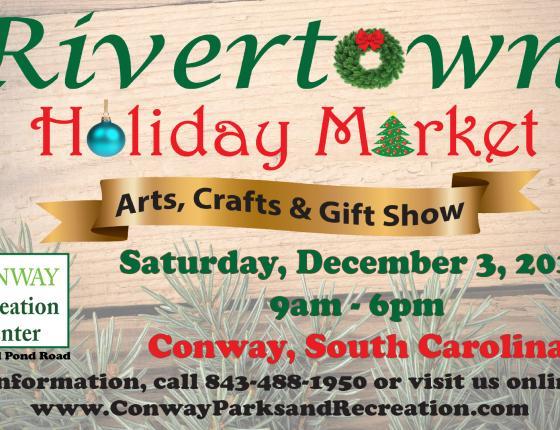 Rivertown Holiday Market
