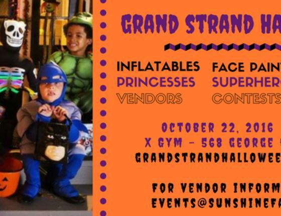 Grand Strand Halloween Festival