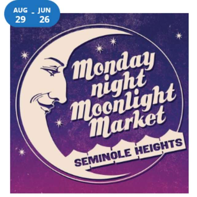 Monday Night Moonlight Market