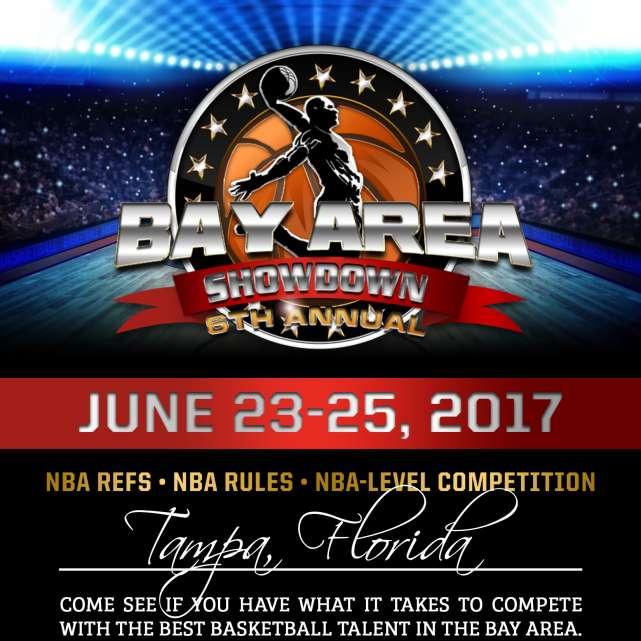 6th Annual Bay Area Showdown Pro Basketball Tournament
