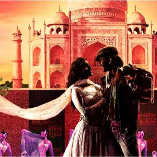 Taj Express: The Bollywood Musical Revue