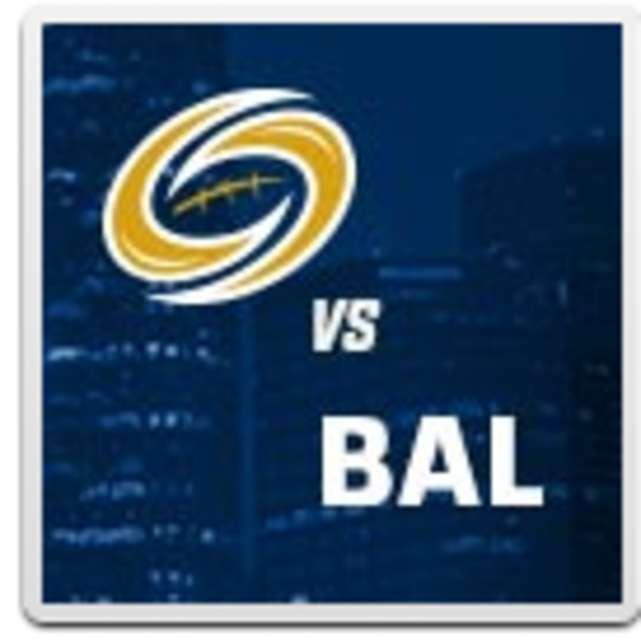 Tampa Bay Storm vs Baltimore Brigade