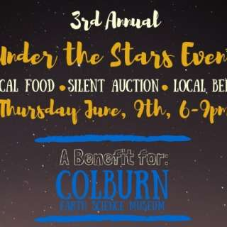 Under the Stars Event with The Colburn Earth Science Museum