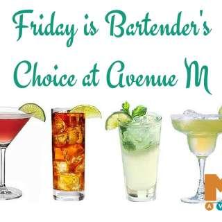 Bartender's Choice