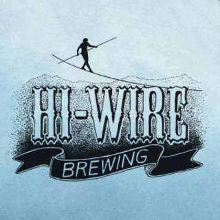 Hi-Wire Brewing Strongman Coffee Milk Stout Brunch