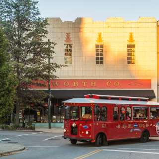 Gray Line Trolley - Comprehensive Hop-On/Hop-Hop Tour of Asheville- Save 20%