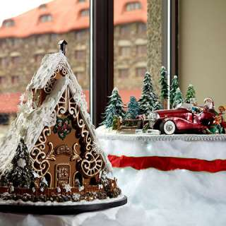 2016 Gingerbread Holiday Bed and Breakfast Package
