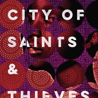 YA author Natalie Anderson presents City of Saints & Theives