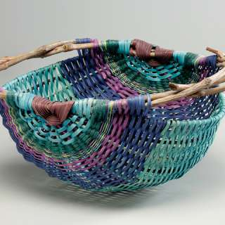 Contemporary Appalachian Basket Making Demonstration