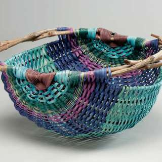 Contemporary Appalachian Basket Making Demonstration