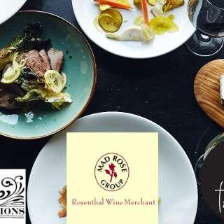 Rosenthal Wine Merchant French Wine Dinner