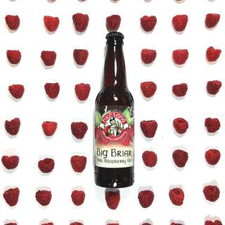 Big Briar Raspberry Tart Ale Release Party