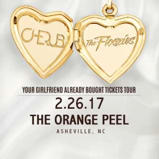 Cherub + The Floozies with Freddy Todd