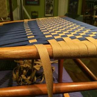 Intro to Shaker Tape Chair Seat