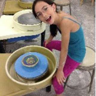 Young Potter's Wheel Workshop For Kids Ages 8-12 With Julia Claire Weber
