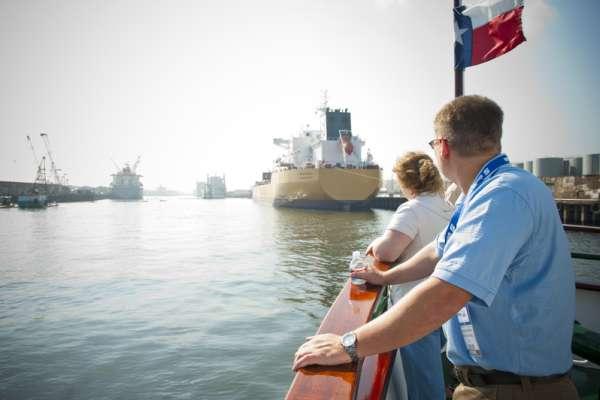 Port Houston Boat Tour