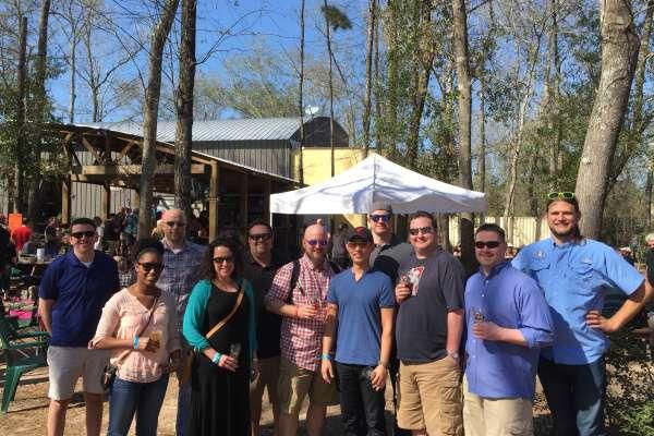 Tour of 3 Houston Breweries!