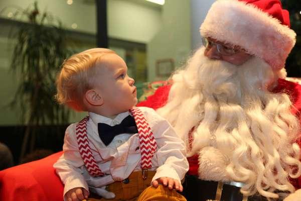 Breakfast with Santa at Hilton Americas-Houston