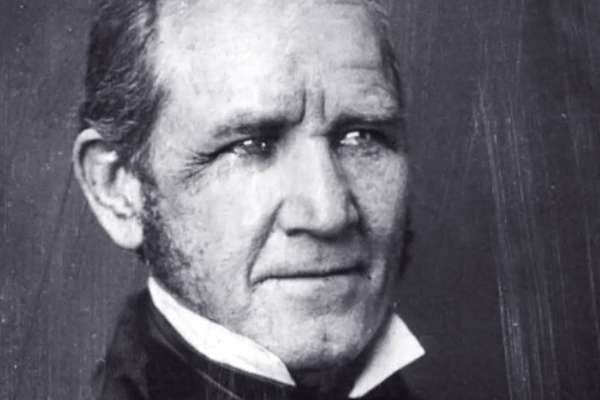 HMM History Lecture Series. An Evening with Sam Houston