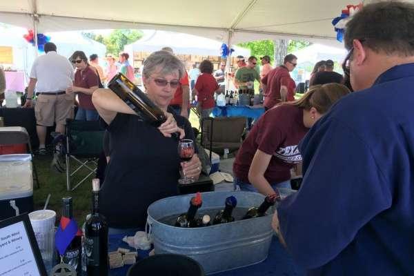 Texas Wine and Art Festival