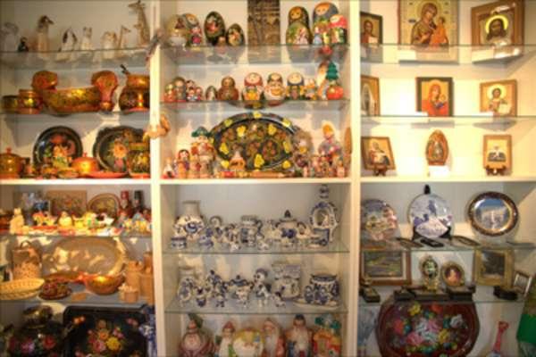 Russian Holiday Bazaar