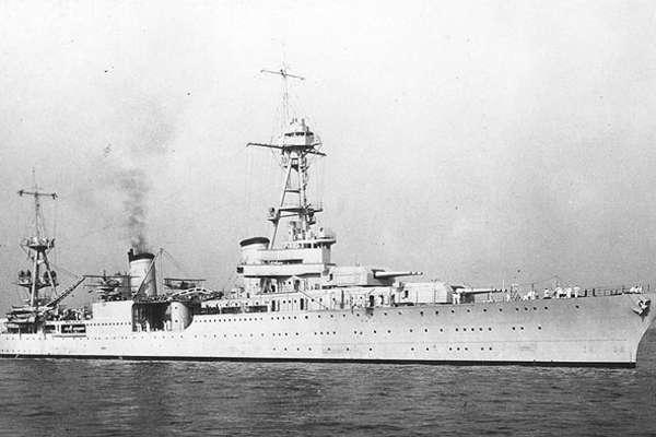 Saga of the USS Houston