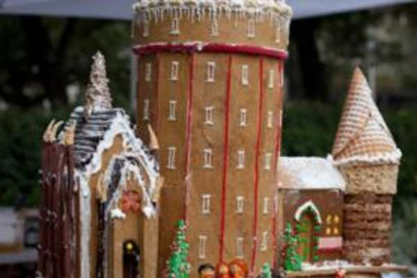 8th Annual Gingerbread Build-Off