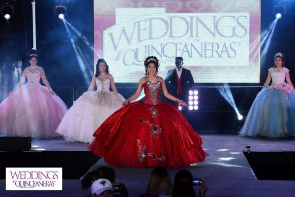 Weddings & Quinceaneras Expo 2016