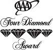 AAA 4 Diamond Award