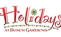 Holidays at Busch Gardens