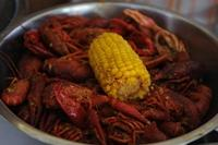 Crawfish and Noodles iconic meals