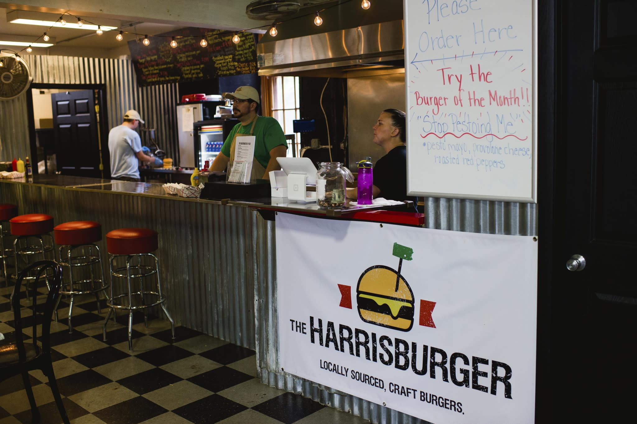 Harrisburger