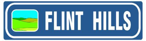 Flint Hills Scenic Byway Logo