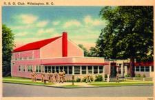 WWII era postcard