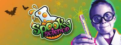 Stories for Mad Scientists: Spooky Science – PROGRAM F