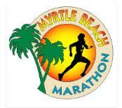 2015 Myrtle Beach Marathon logo