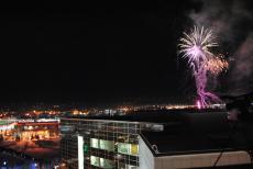 Winter Solstice Fireworks