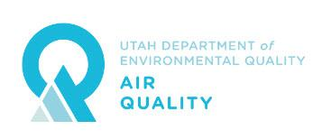utah department of environmental quality division of air quality logo