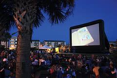Movies at the Lake