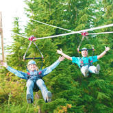 Mountain Ziplines
