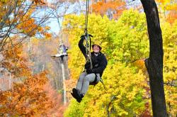 Seven Springs Canopy Tour