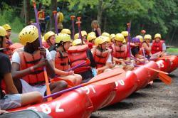 White Water Rafting, Ohiopyle State Park