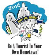 Be A Tourist Logo 2016