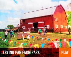 St - frying pan farm park