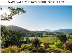 St. Helena Blog