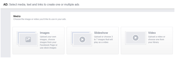 How to Create Facebook Ad Step 4