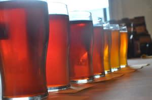 Line of Beer
