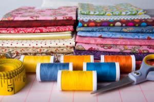 cloth and thread